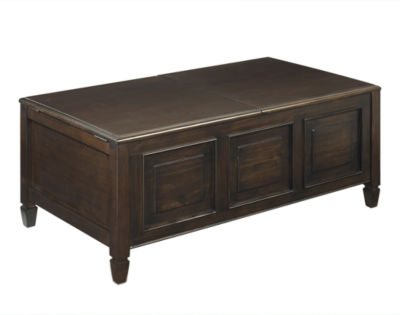 Connaught Coffee Table With Trays