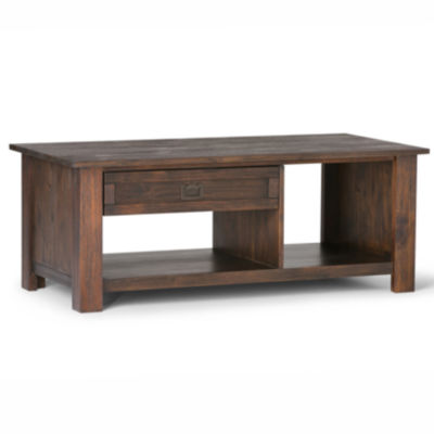 Monroe Rectangular Coffee Table
