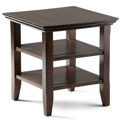 Acadian End Side Table