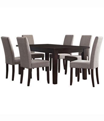 """Acadian 7 Piece Dining Set"