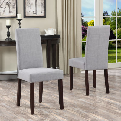 Acadian Parson Dining Chair (Set Of 2)