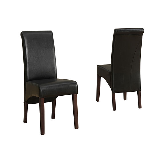Avalon Deluxe Parson Dining Chair Set Of 2