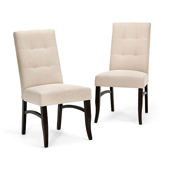 """""""Ezra Deluxe Dining Chair (Set Of 2)"""
