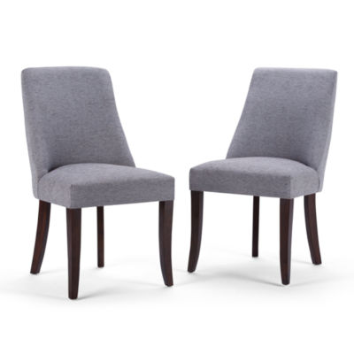 """""""Walden Deluxe Dining Chair (Set Of 2)"""