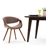 """Wayland Bentwood Dining Chair"