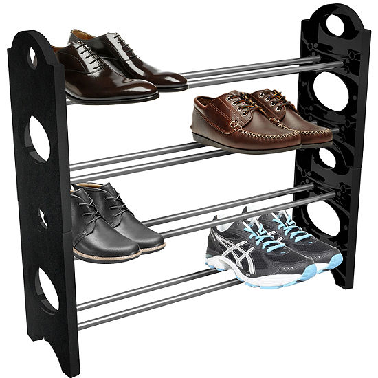 Sorbus Shoe Rack Organizer Storage - Holds up to 20 Pairs of Shoes