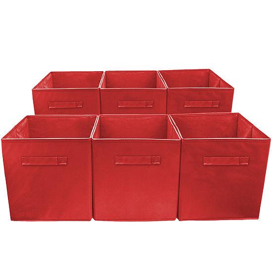 Sorbus Foldable Storage Cube Basket Bin