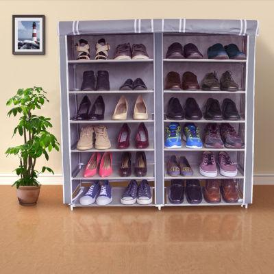 Sorbus Portable Shoe and Wardrobe Storage Organizer