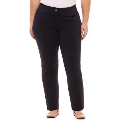 Millenium 5 Pocket Comfort Pant - Plus