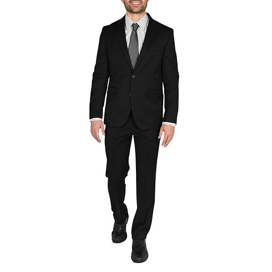 Dockers Black Stripe 2-pc. Suit Set