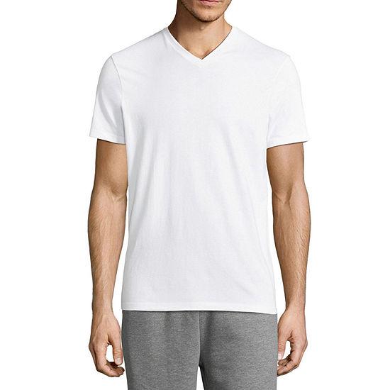 MSX by Michael Strahan 2-pk. Cotton Stretch V-Neck T-Shirts - Big & Tall