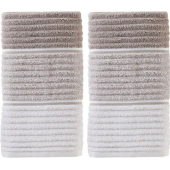 Saturday Knight Planet Ombre 2 Pk Hand Towels