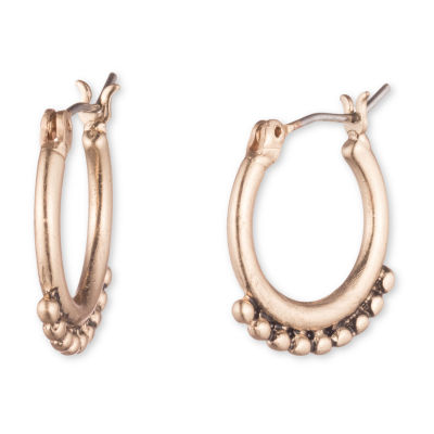 Chaps 17.8mm Hoop Earrings
