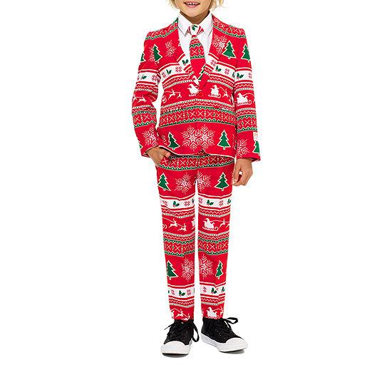 Opposuits Boys 3-pc. Suit Set Toddler Slim