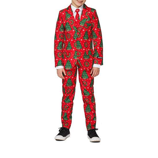 Suitmeister Boys 3-pc. Suit Set Preschool / Big Kid Slim