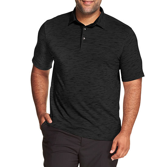 8b961c0305b9 Van Heusen Mens Short Sleeve Polo Shirt Big and Tall - JCPenney