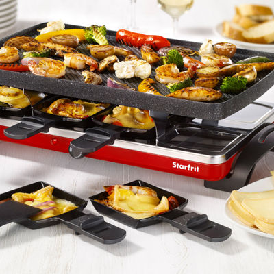 Starfrit Raclette / Party Grill Set