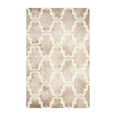 Safavieh Dip Dye Collection Wendell Geometric Area Rug