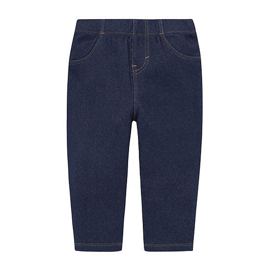Levi's Baby Unisex Mid Rise Skinny Pull-On Pants