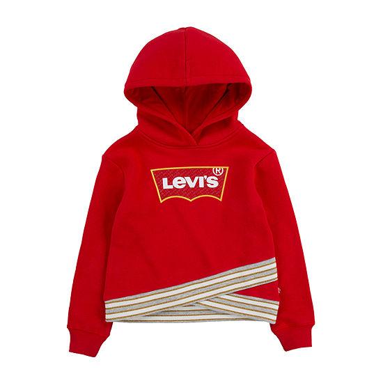 Levi's Big Girls Hoodie