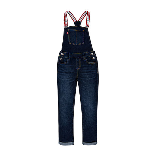 Levi's Big Girls Overalls