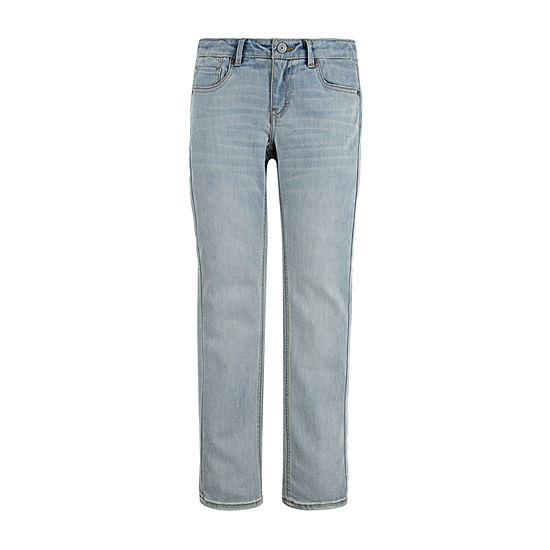 Levi's Big Girls Skinny Regular Fit Jean