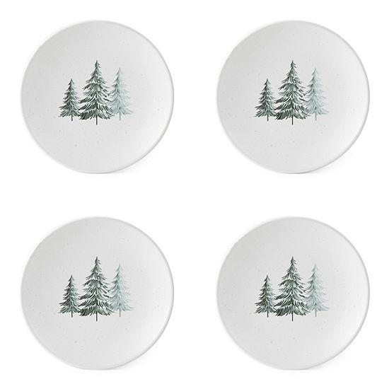 Enchante Enchanted Woods 4-pc. Appetizer Plate