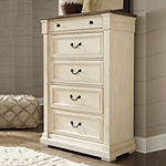 Signature Design by Ashley® Roanoke 5-Drawer Chest