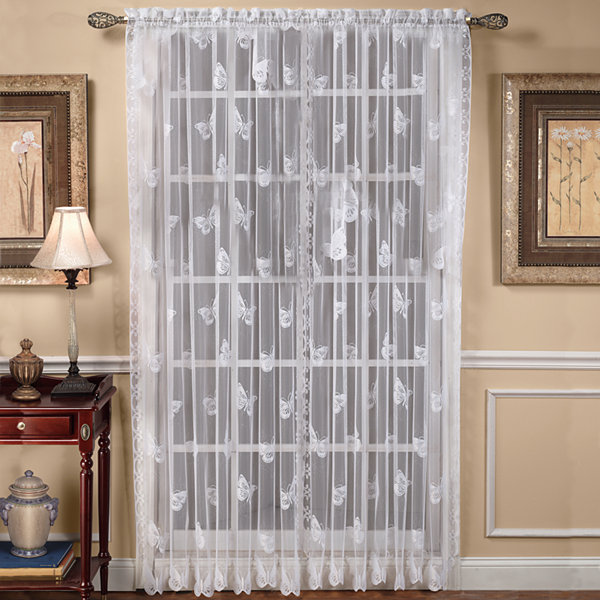 wholesale products white rustic screens room living lace customize wave head curtain curtains windows decoration from finished product