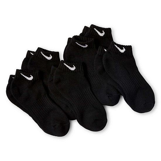 Nike® 6-pk. Low-Cut Performance Socks - Boys