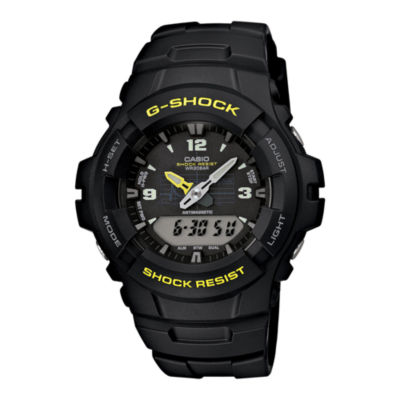 Casio® G-Shock Mens Analog/Digital Chronograph Watch G100-9CM