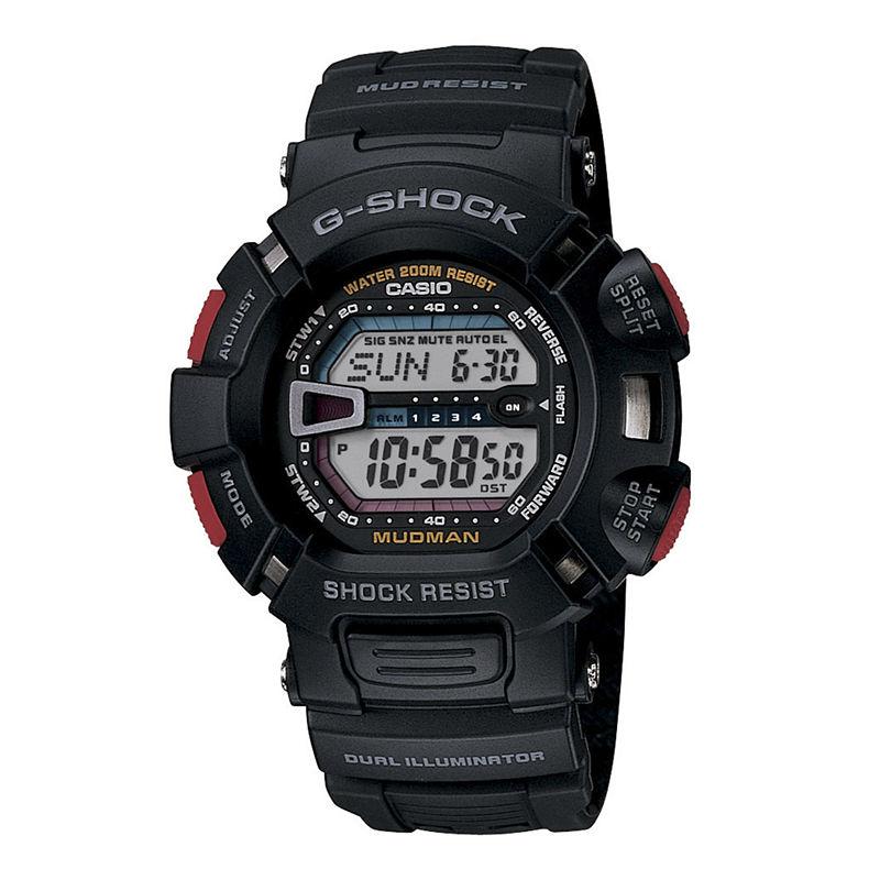 Casio G-Shock Mudman Mens Watch G9000-1V