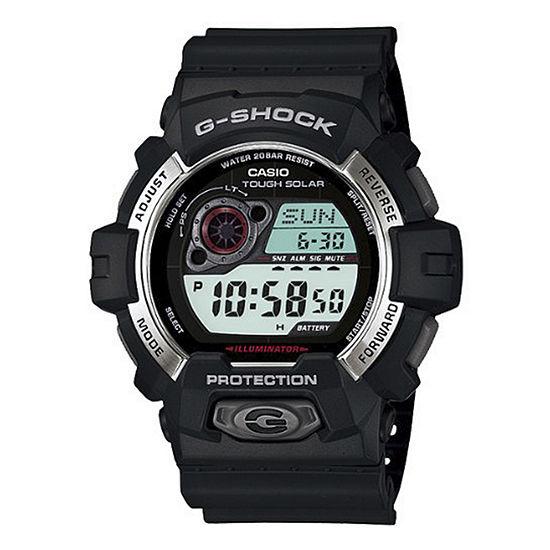 Casio G-Shock Mens Black Strap Watch-Gr8900-1