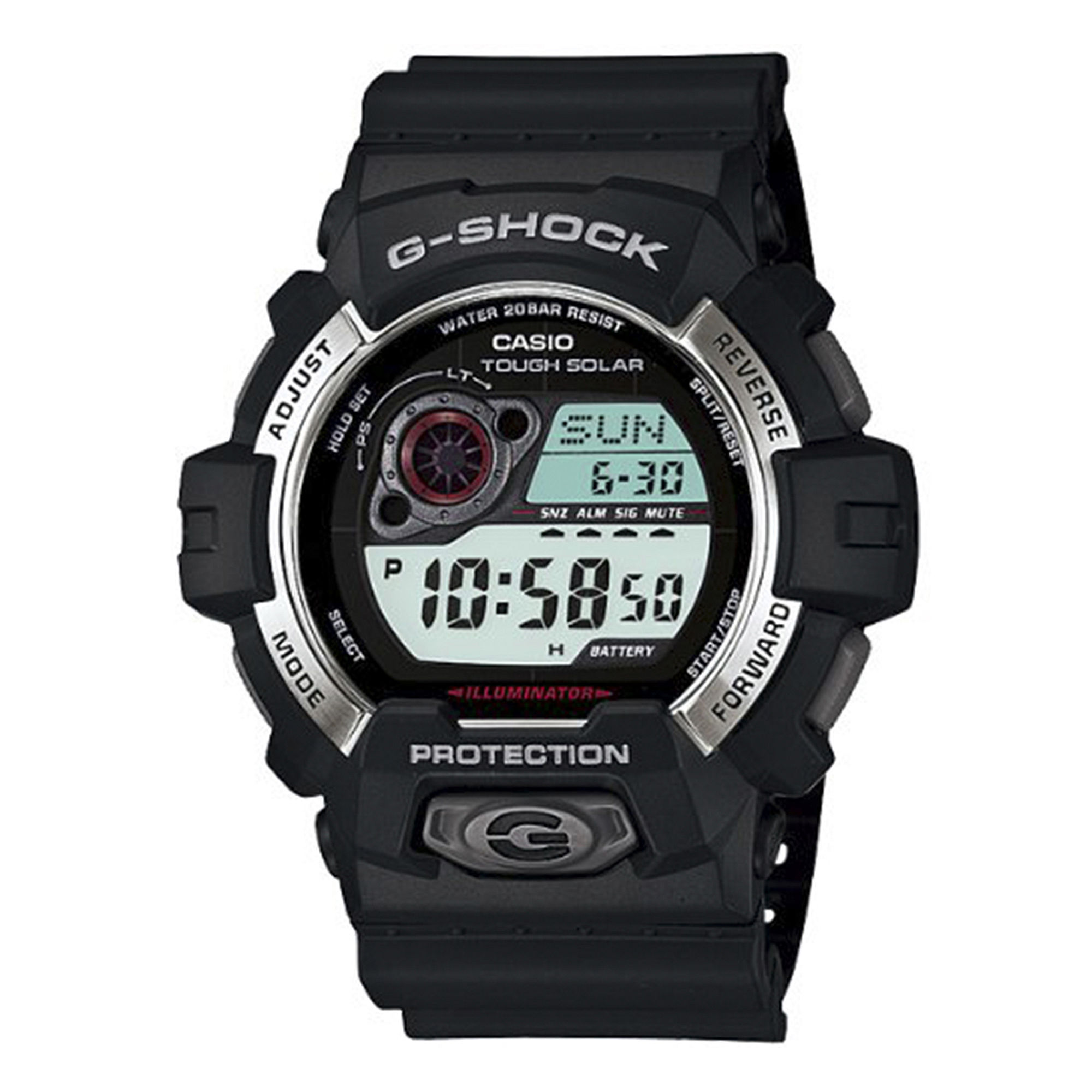 Casio G-Shock Tough Solar Illuminator Mens Watch GR8900-1