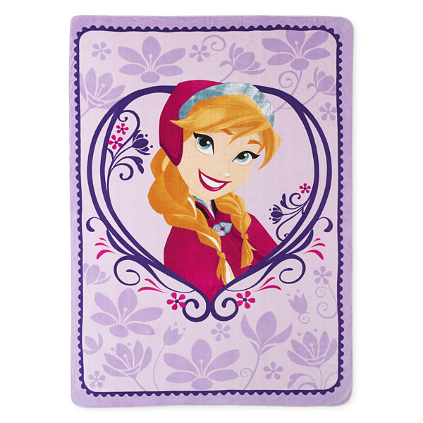 Disney Frozen Anna Blanket