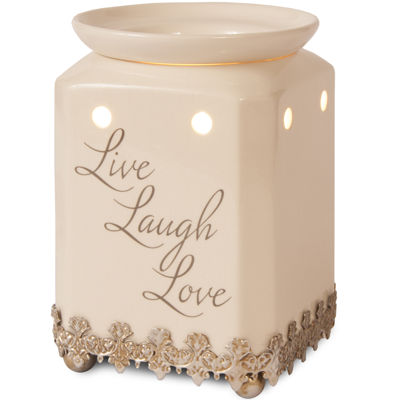Estate™ Live Love Laugh Wax Warmer