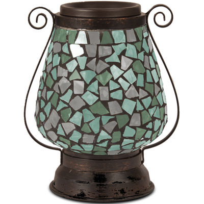 Estate™ Blue Mosaic Wax Warmer