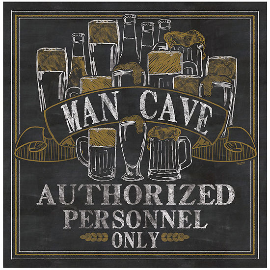 Thirstystone® Man Cave Set of 4 Coasters