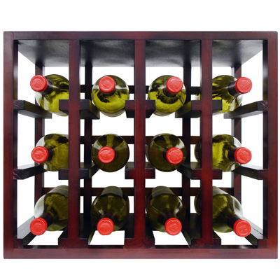 Epicureanist™ 12-Bottle Stackable Wine Rack