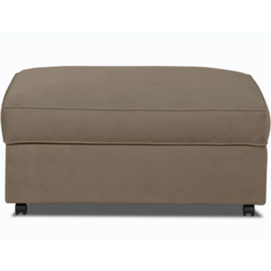 Sleeper Possibilities Storage Ottoman