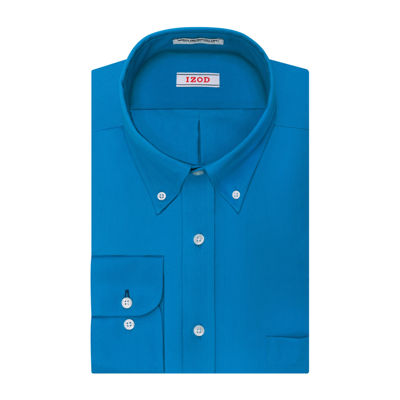IZOD® Aqua Solid Dress Shirt - Big