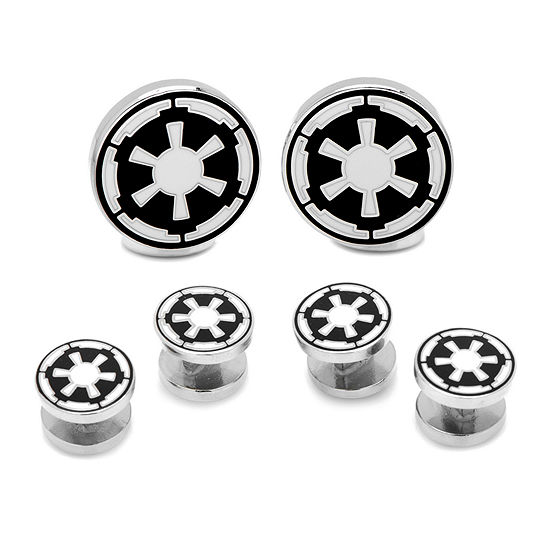 Star Wars® Imperial Empire Tuxedo Stud & Cuff Links Gift Set