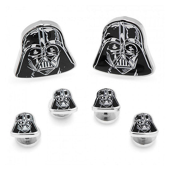 Star Wars® Darth Vader Stud & Cuff Links Gift Sets