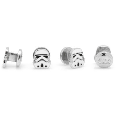 Star Wars® Storm Trooper Button Studs