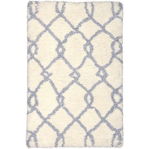 Nourison® Aegean Shag Rectangular Rug