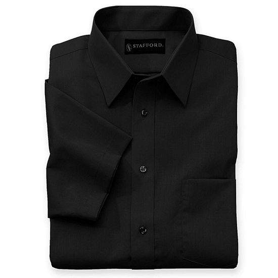 00361059678 Stafford Performance Wrinkle Free Dress Shirt