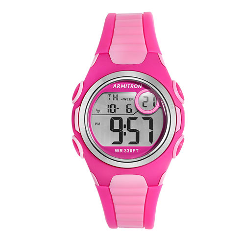 Armitron Womens Two Tone Strap Watch-45/7076mag