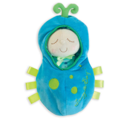 Manhattan Toy Snuggle Pods - Snuggle Bug Baby Doll