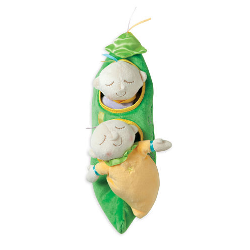 Manhattan Snuggle Peas In A Pod Baby Doll
