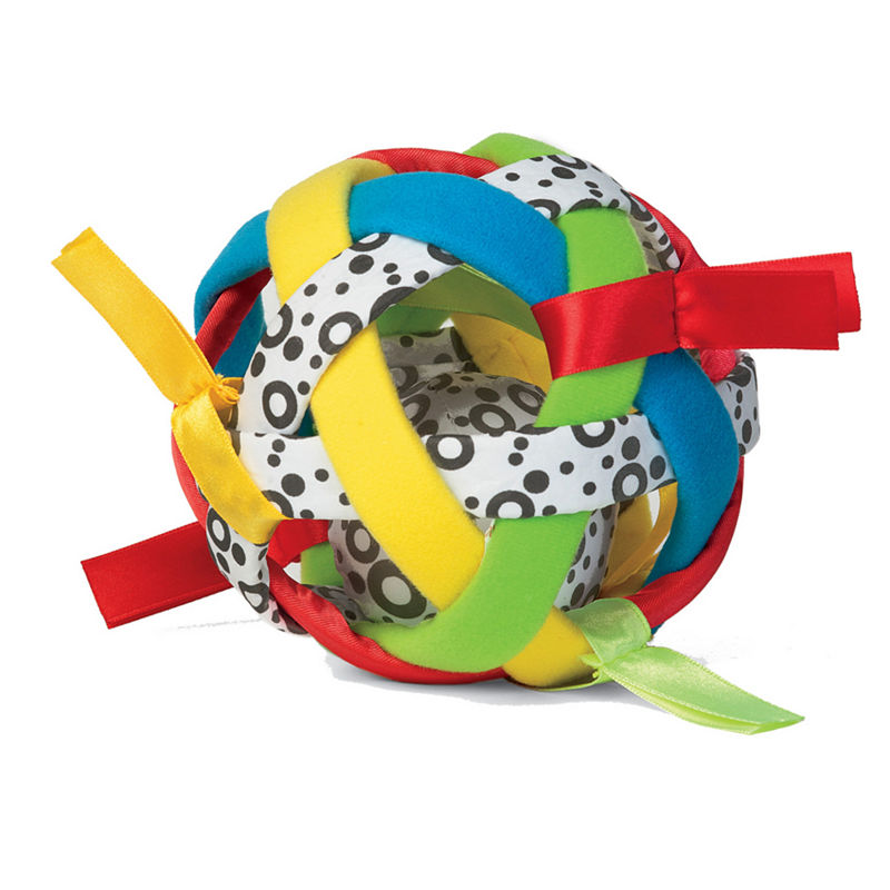 Bababall – Baby Activity Toy Center, Unisex, Multi-colored, One Size